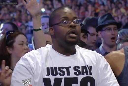 Shocked fan is shocked by my last statement