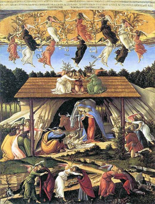 Sandro Botticelli [Public domain], via Wikimedia Commons