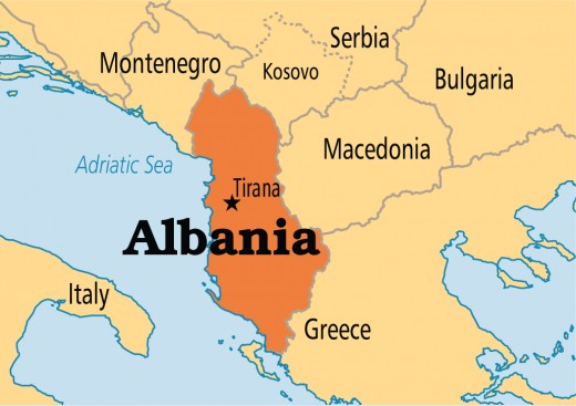 Albania is Here