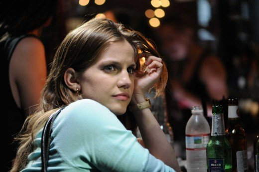 """Anna Chlumsky has come a long way since """"My Girl""""..."""
