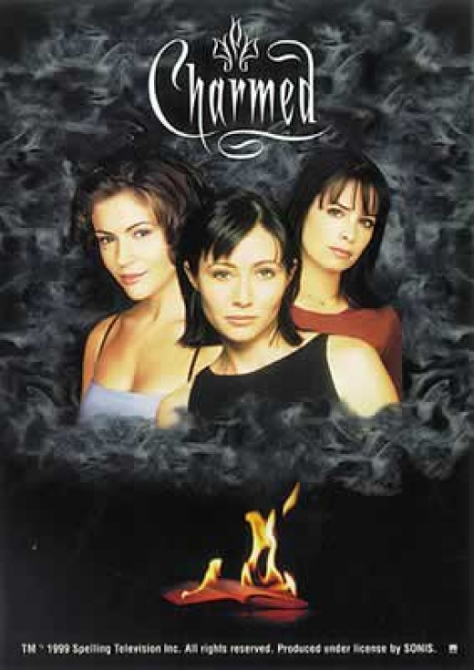 Charmed - Piper, Phoebe, and Prue