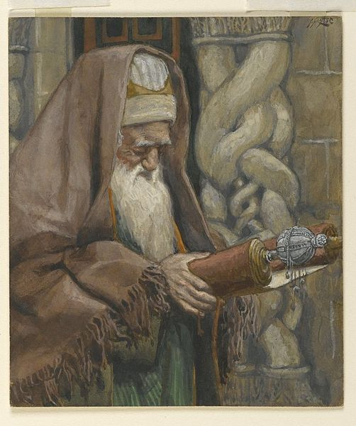 James Tissot [No restrictions or Public domain], via Wikimedia Commons