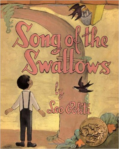 Song of the Swallows by Leo Politi - Image is from amazon.com