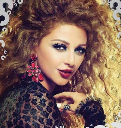 Myriam Fares - Lebanon