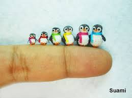 Miniature Penguins