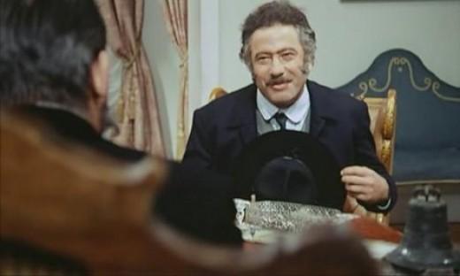 Frank Wolff as Sheriff Burnett