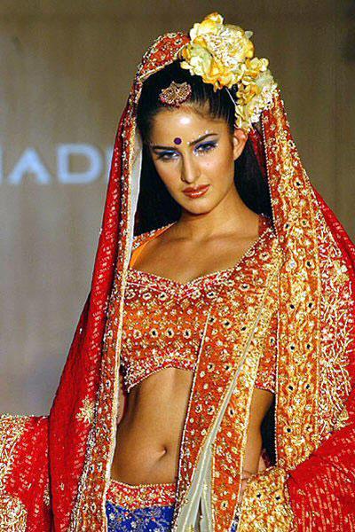 Katrina Kaif - Bridal Gown Fashion Show