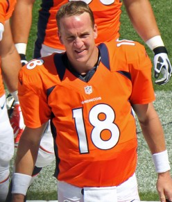 Why Peyton Manning is my Favorite Football Player