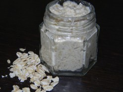 How To Make An Oatmeal Scrub For All Skin Types