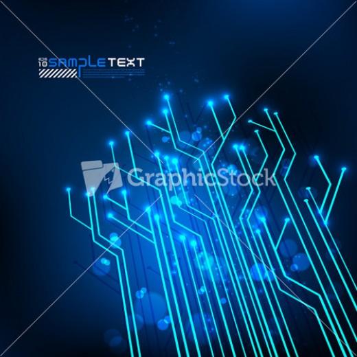 circuits inside a computer