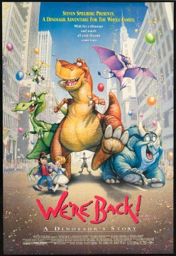 Film Review: We're Back! A Dinosaur's Story