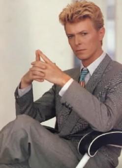 David Bowie:  Dead.