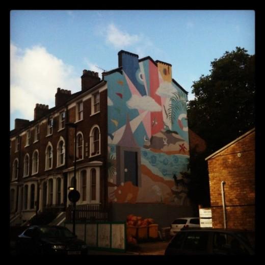 Brixton, London:  Birth Place Of David Bowie AKA Jones.