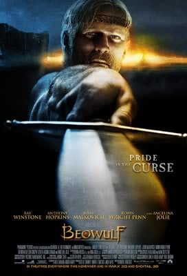 Ray Winstone As Beowulf In The Hollywood Movie.
