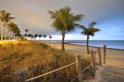 Snow Drifts in Key West?