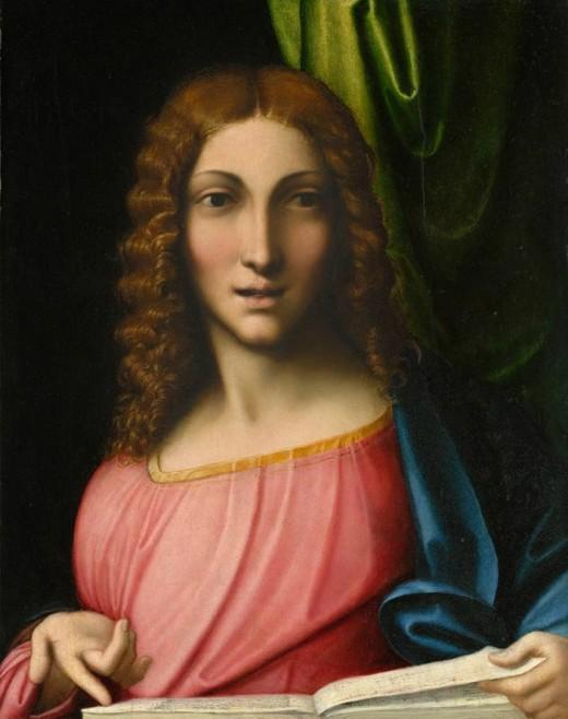 Author Antonio da Correggio (1490–1534)  Title  Christ in the Temple Datecirca 1513 Current location National Gallery of Art