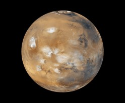 5 amazing facts about Mars