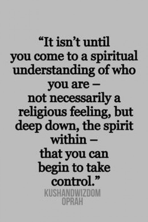 Find the Spirit Within