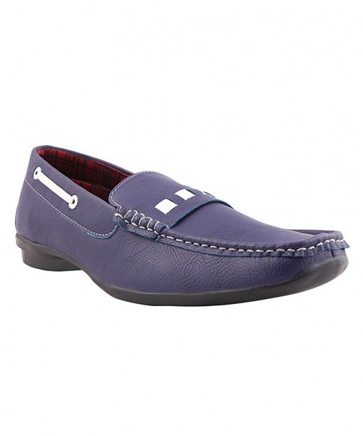 Blue Loafer for Men