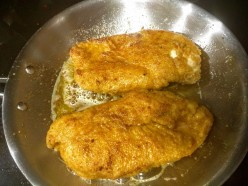 Dieting Delicious, Cheat Day: Gluten Free Pan Fried Chicken Breast