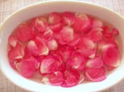 why not give a try to rose petal water drink for deriving weight loss benefits?