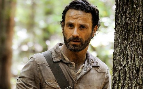 """Andrew Lincoln in, """"The Walking Dead"""""""