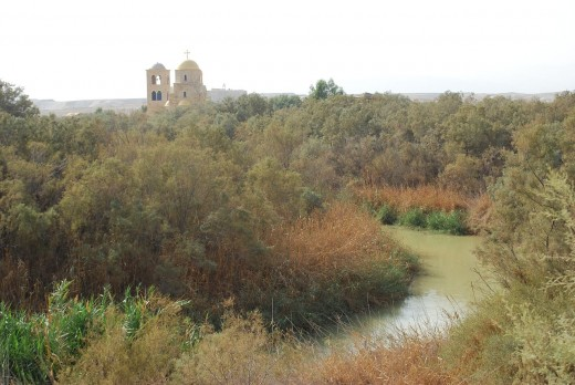 The Jordan River. December 23, 2010  SourcePhotographerJean Housen