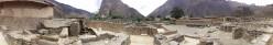 Border-line Illusions Part 3 -   Ollantaytambo -Temple of the Sun.