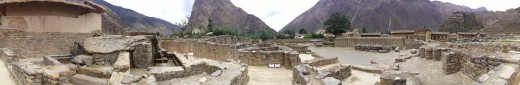 Ollantaytambo Lower Ruins
