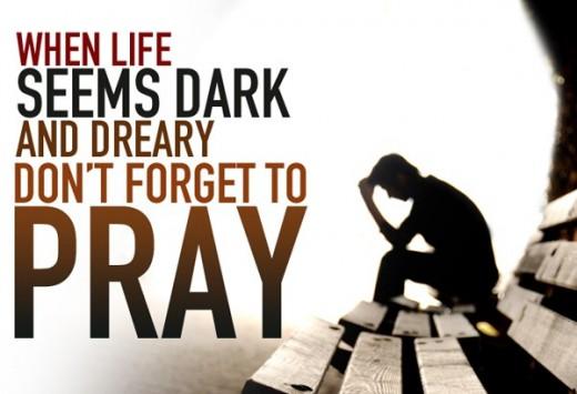 Never Relent In Prayers