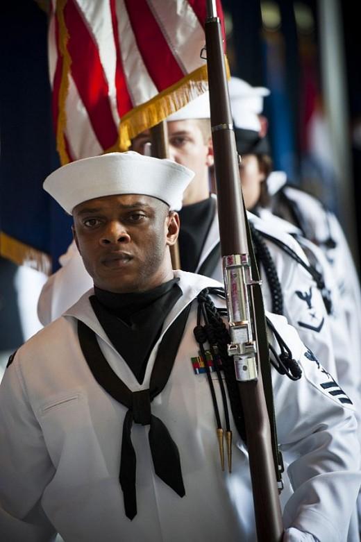 US Navy Men.