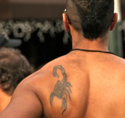 Scorpion Tattoos and Meanings