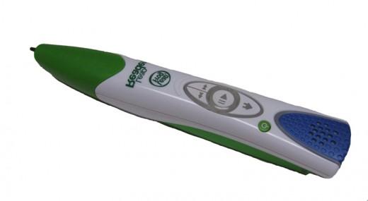 Green LeapReader