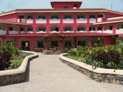 Santo Antao Art Resort. Porto Novo, Santo Antao.