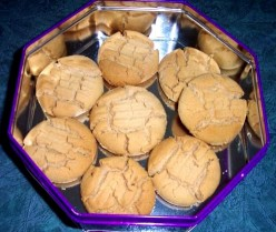 Peanut Butter Cookies Good Enough For the Kid in All of Us