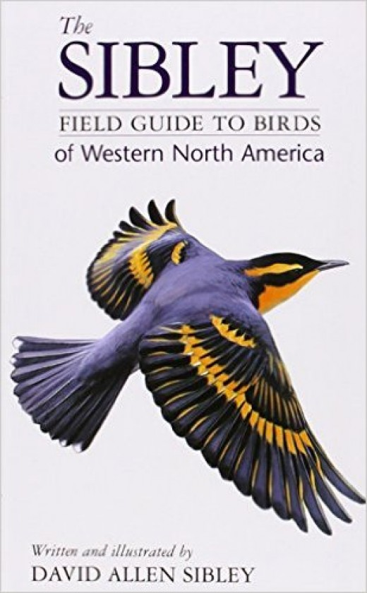 You can get this bird guide book along with many others on Amazon.com.