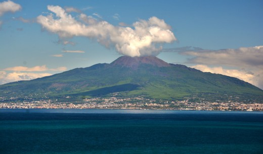 Mount Vesuvius -  Italy