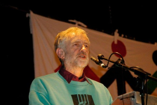 Jeremy Corbyn Or 'Jezza' Clashed With David Cameron Over His Plans For Council Housing and Their Occupiers.