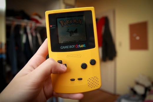 Gameboy Color by Wen Zeng via Flickr