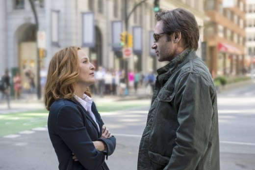 Agents Dana Scully and Fox Mulder return this month to ferret out conspiracies and aliens.