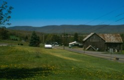North Mountain, Pennsylvania.