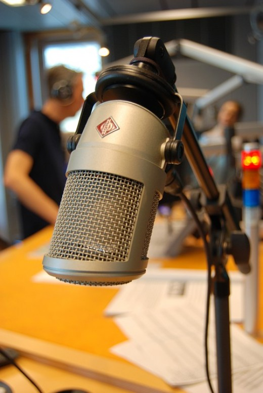 Radio stations are often segregated by genre