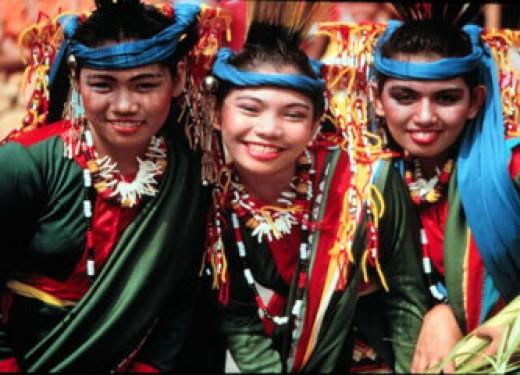 Cebu Sinulog participants