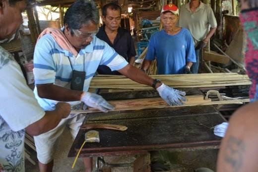 Engineered Bamboocrafts Workshop