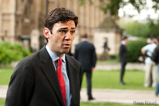 Andy Burnham:  One Time Opponent Of Jeremy Corbyn In The Labour Leadership Battle Now Serving In His Shadow Cabinet.