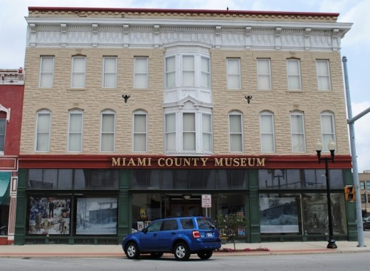 Miami County Museum in Peru, Indiana