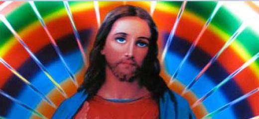 Churchy 'Jesus'