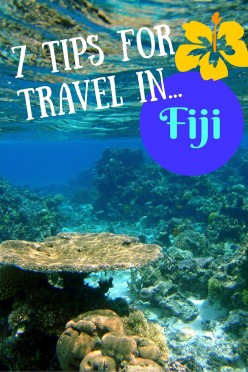 7 Tips For Travel in Fiji