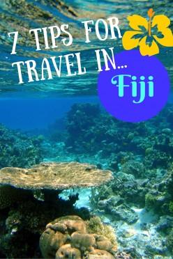 7 Tips For Travel in Fiji