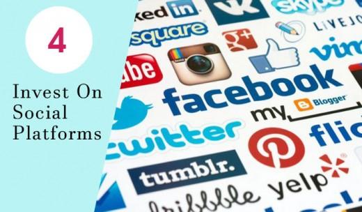 Invest on Social Platform